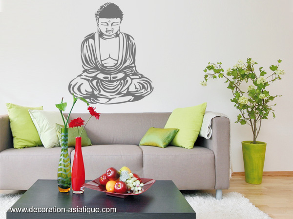 Decoration zen bouddha for Deco petit salon zen