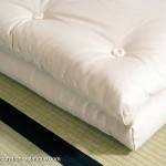 photos Le futon, un matelas japonais