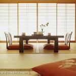 photos Un aménagement d'intérieur japonais